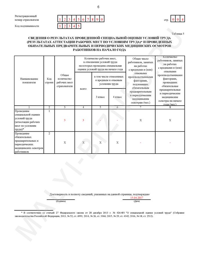 заполнению 1 2015 квартал по фсс-4 инструкция за