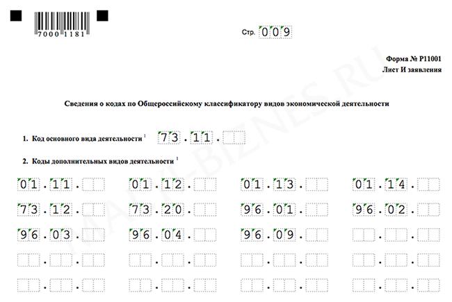 Регстрация ООО через сервис на портале налоговой
